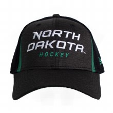 UNIVERSITY OF NORTH DAKOTA HOCKEY SLICE OF NEO HAT