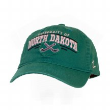 UNIVERSITY OF NORTH DAKOTA HOCKEY COLLEGIAN HAT