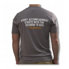 ACCOMPLISHMENT PERFORMANCE TEE