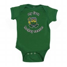 MY 1ST HOCKEY SEASON ONESIE