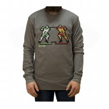 8-BIT THERMAL LONG SLEEVE TEE