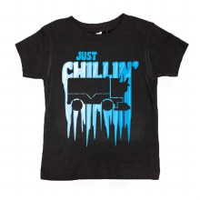 YOUTH CHILLIN TEE