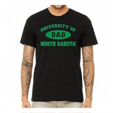 UNIVERSITY OF NORTH DAKOTA DAD TEE