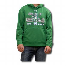 UNDER ARMOUR NODAK BATTLE HOOD