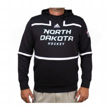 UNIVERSITY OF NORTH DAKOTA HOCKEY UNDER THE LIGHTS PULLOVER HOOD