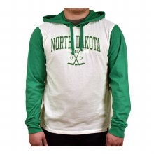 UNIVERSITY OF NORTH DAKOTA HOCKEY POWER UP HOOD