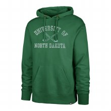 UNIVERSITY OF NORTH DAKOTA HOCKEY STRICKER CLASSIC HOOD