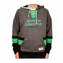 UNIVERSITY OF NORTH DAKOTA HOCKEY CCM HOCKEY JERSEY HOOD