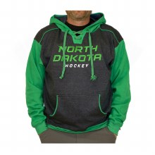 UNIVERSITY OF NORTH DAKOTA HOCKEY POWERPLAY LACE HOOD