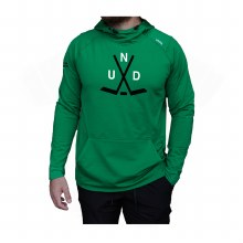 UNIVERSITY OF NORTH DAKOTA HOCKEY UNRL CROSSOVER II STICKS HOOD
