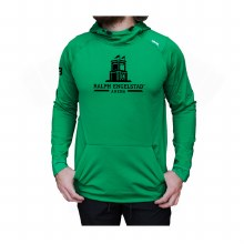 UNIVERSITY OF NORTH DAKOTA HOCKEY UNRL CROSSOVER II REA HOOD