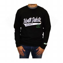 UNIVERSITY OF NORTH DAKOTA HOCKEY CCM FLEECE CREW