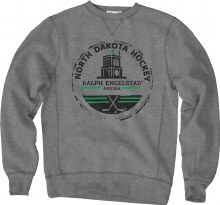 STAMP OF HOCKEY CREWNECK