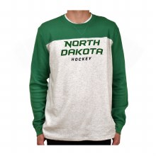 UNIVERSITY OF NORTH DAKOTA HOCKEY GRID WAFFLE CREW