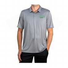 UNIVERSITY OF NORTH DAKOTA HOCKEY 3 STRIPES POLO