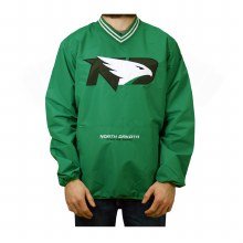 UNIVERSITY OF NORTH DAKOTA FIGHTING HAWKS POSTGAME PULLOVER