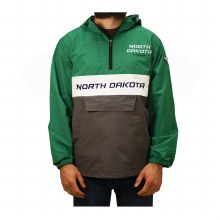 UNIVERSITY OF NORTH DAKOTA HOCKEY ALPHA ANORAK JACKET