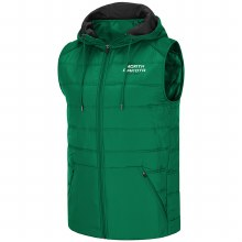 NORTH DAKOTA HOCKEY HOODED VEST