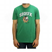 UNIVERSITY OF NORTH DAKOTA FIGHTING SIOUX ZACH PARISE ALUMNI PLAYER TEE - ADULT