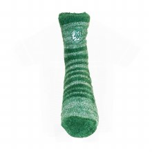 UNIVERSITY OF NORTH DAKOTA FIGHTING SIOUX FUZZY CREW SOCK