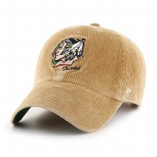 UNIVERSITY OF NORTH DAKOTA FIGHTING SIOUX CORDUROY CAP