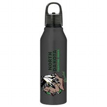 UNIVERSITY OF NORTH DAKOTA FIGHTING SIOUX ALUMNINUM BOTTLE