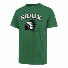UNIVERSITY OF NORTH DAKOTA FIGHTING SIOUX MIKE COMMODORE ALUMNI PLAYER TEE - ADULT