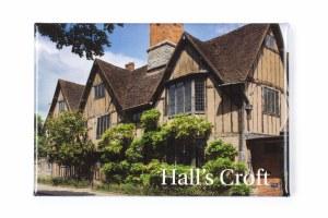 Hall's Croft Photo Magnet