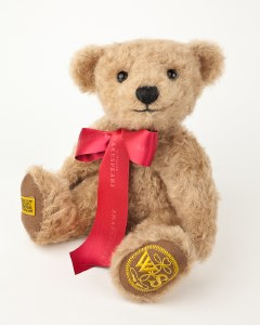Limited edition 'William' teddy bear