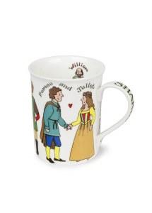 Shakespeare Characters Mug