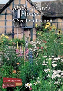 Shakespeare's Flowers Seed Collection