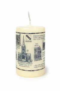 Stratford-upon-Avon Heritage Mini Candle