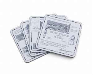 Stratford-upon-Avon Heritage Coasters