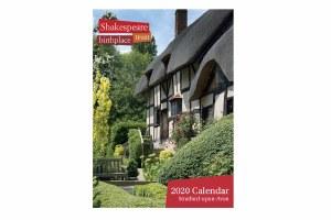 2020 Shakespeare Houses Calendar