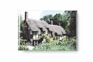 Anne Hathaway's Cottage Photo Magnet