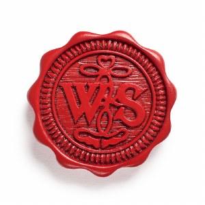 William Shakespeare Seal Magnet