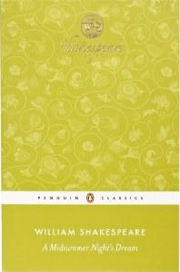 Exclusive Penguin Classics A Midsummer Night's Dream