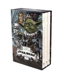 Shakespeare Star Wars Trilogy Box Set