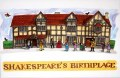 Shakespeare's Birthplace Magnet