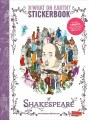 Wallbook of Shakespeare Sticker Book