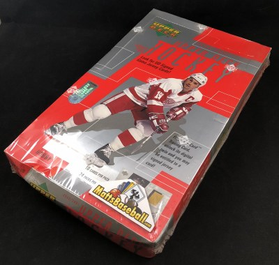 00/01 UPPER DECK II HBY HKY