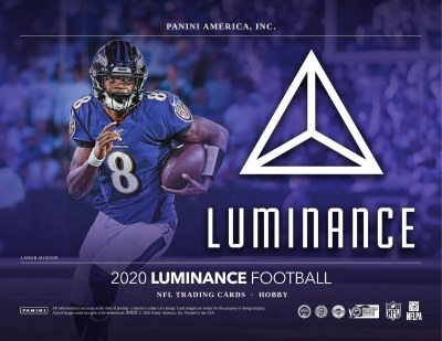 2020 PANINI LUMINENCE FOOTBALL