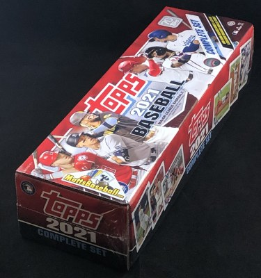 2021 TOPPS BB FACTORY SET HBY