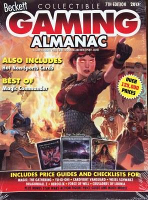 BECKETT GAMING ALMANAC 7th ED.