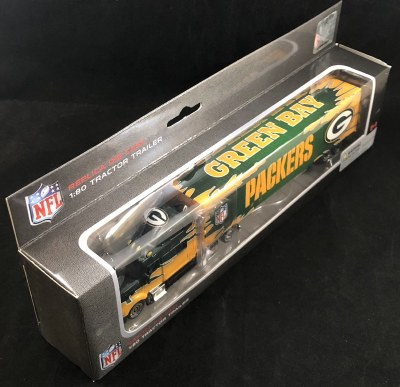 PACKERS TRAILER TRAILER 1:80
