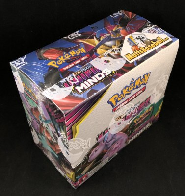 POKEMON UNIFIED MINDS BOOSTERS