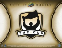 18/19 UD THE CUP HOCKEY