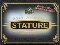 19/20 UPPERDECK STATURE HOCKEY