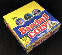 1988 TOPPS COINS BB