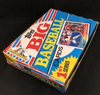 1988 TOPPS BIG BB SERIES I